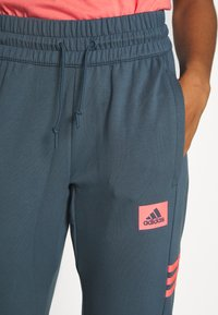 adidas Performance - Joggebukse - blue/light pink - 3