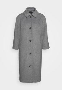 Bruuns Bazaar - JASMINA BOLETT COAT - Klasický kabát - light grey - 0