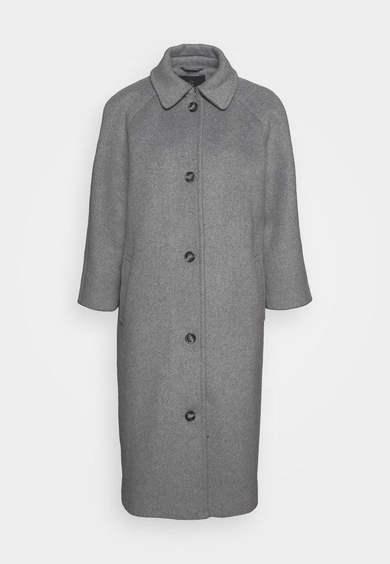 Bruuns Bazaar - JASMINA BOLETT COAT - Klasický kabát - light grey