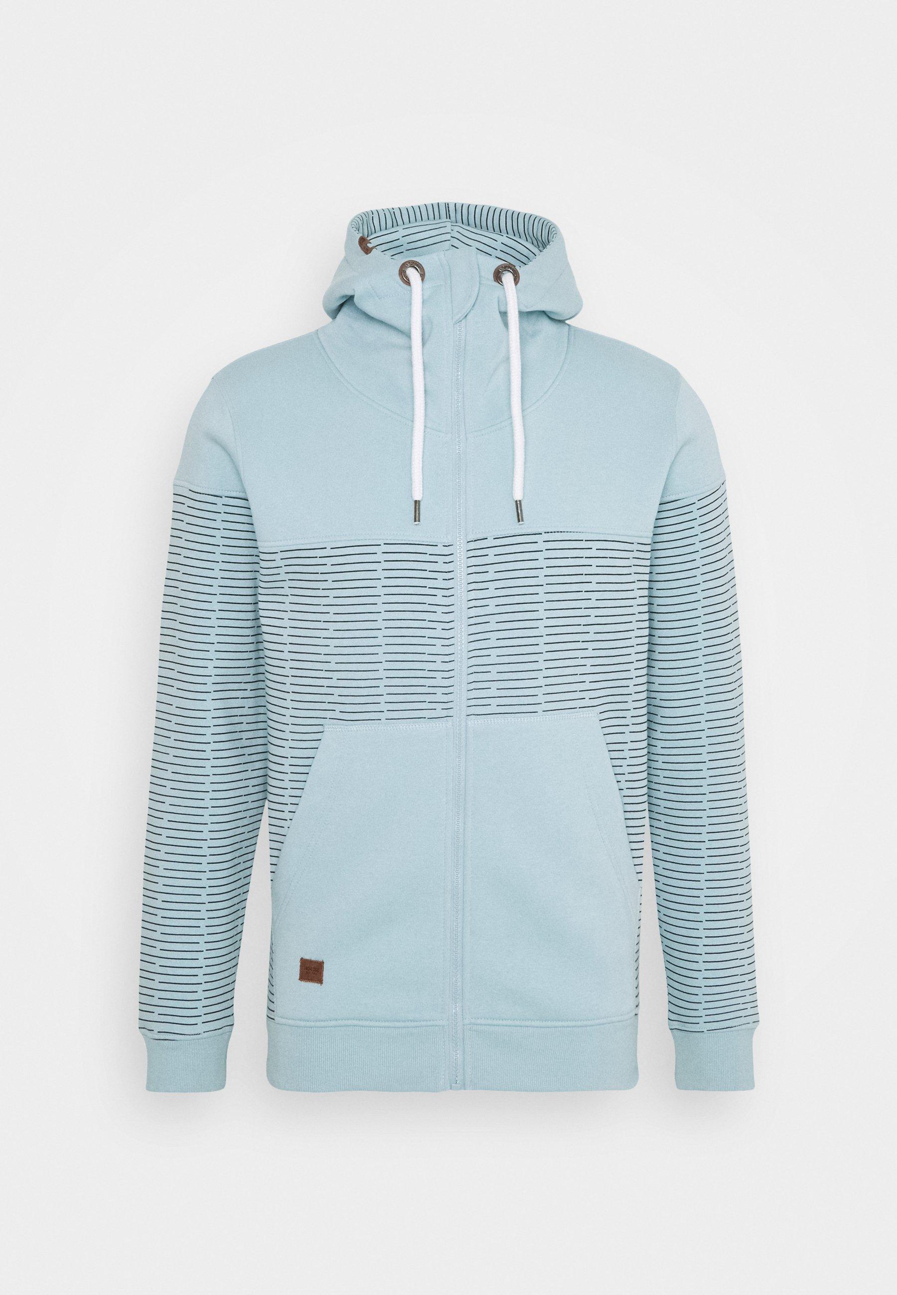 Men GARZA - Zip-up sweatshirt