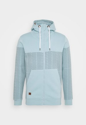 GARZA - Zip-up hoodie - blue wave
