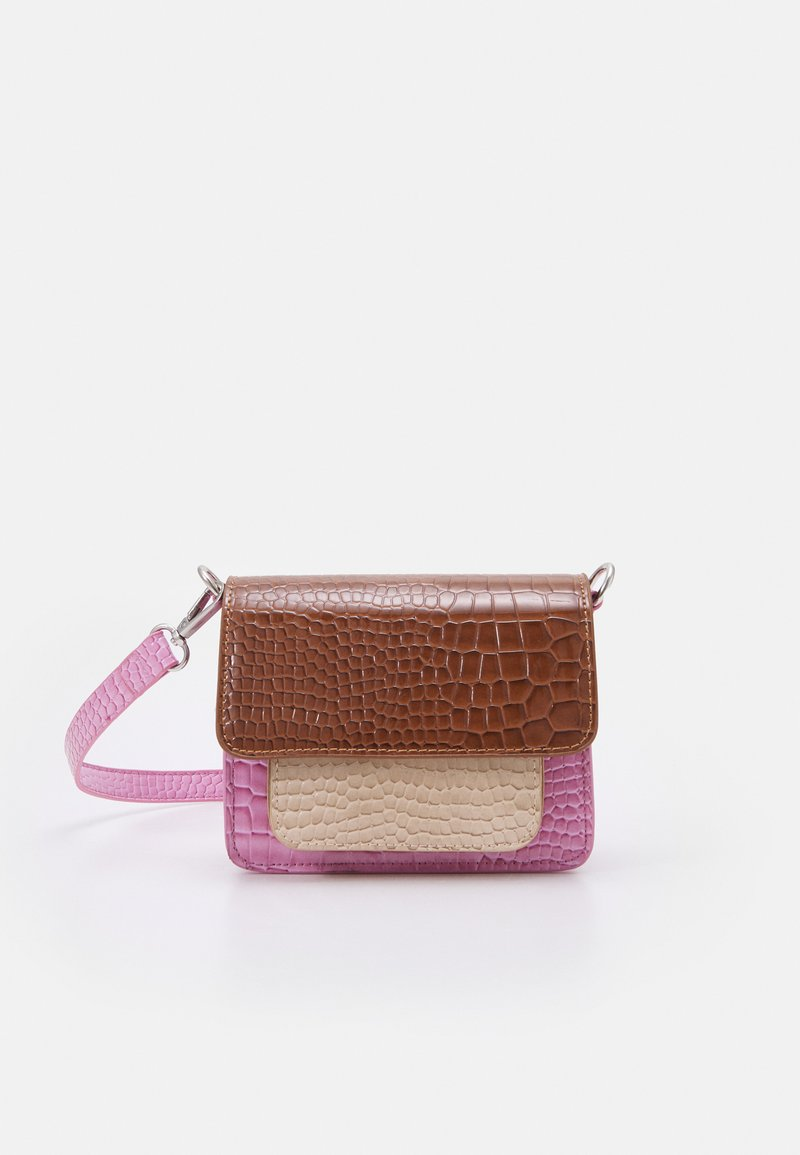 HVISK - CAYMAN MINI - Across body bag - pastel purple