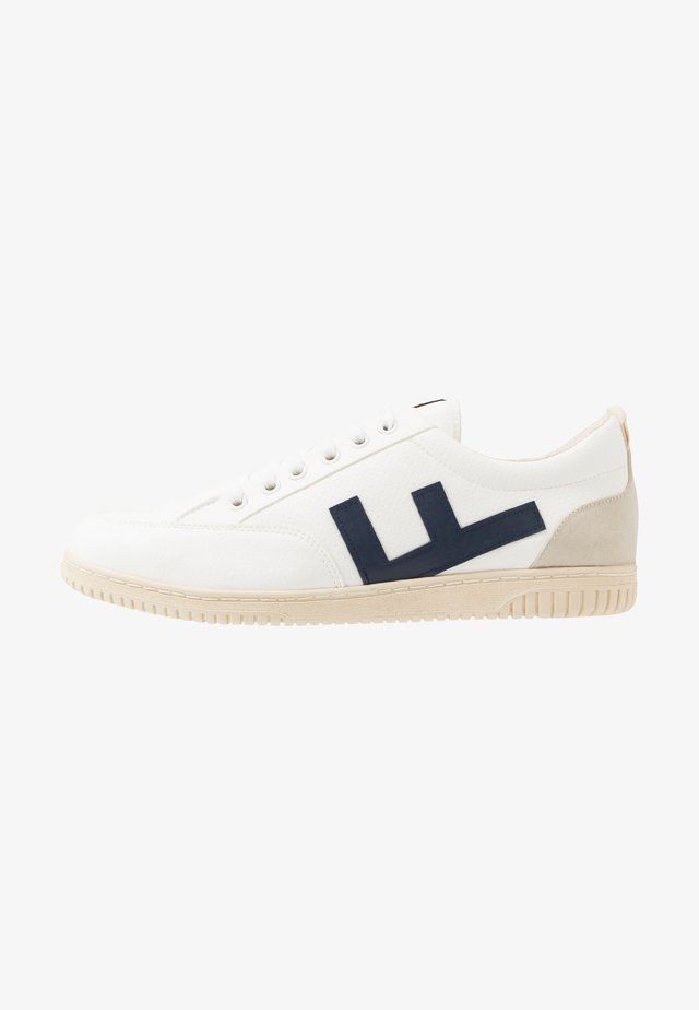 ROLAND - Sneakers laag - navy/ivory