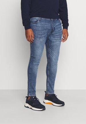 MADISON - Zúžené džíny - light blue