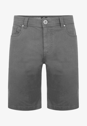 Jeansshorts - charcoal