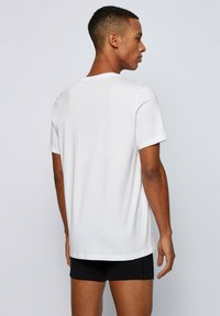 BOSS - T-shirt con stampa - white - 1