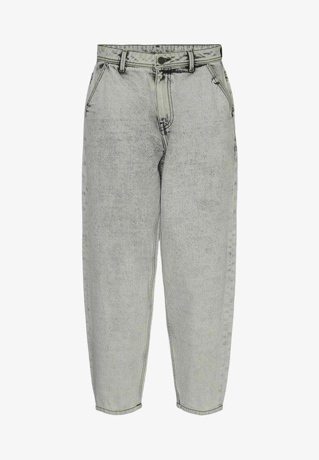 NMSELLA  - Jeans baggy - black denim