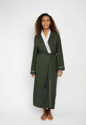 MARILYN  - Dressing gown - dark green