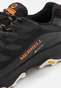 Merrell - MOAB SPEED GTX - Løbesko trail - black - 5
