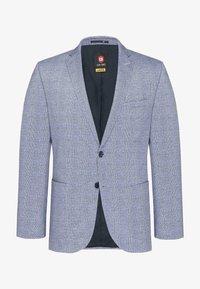 CG – Club of Gents - Blazer jacket - blau-meliert - 0