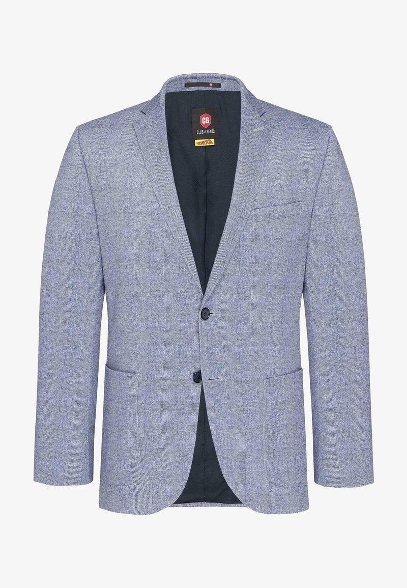 CG – Club of Gents - Blazer jacket - blau-meliert