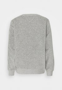 Tommy Hilfiger - AUTHENTIC TEXTURE TRACK - Pyjamapaita - mid grey heather - 6