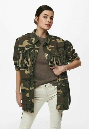 Summer jacket - elmwood