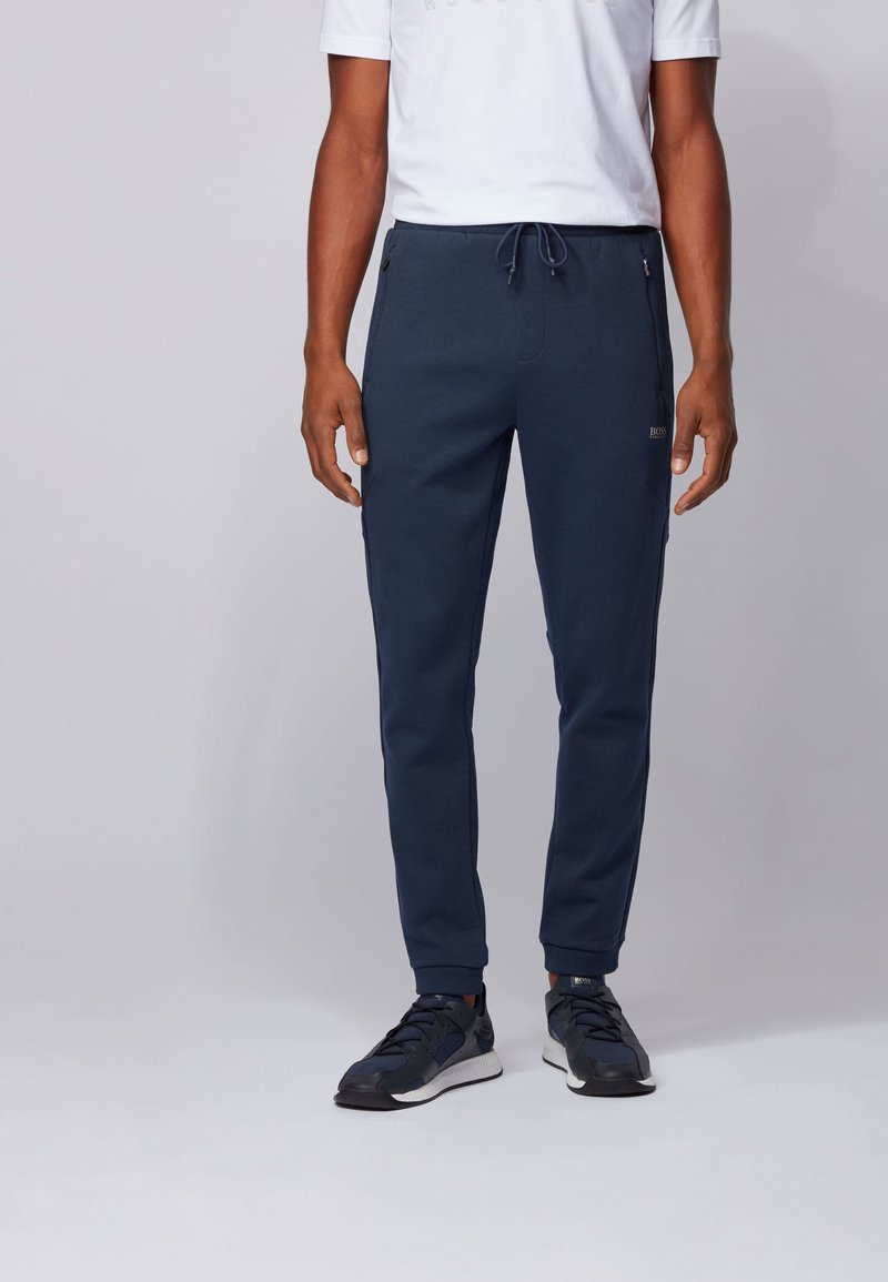 BOSS - Jogginghose - dark blue