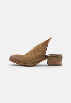 Heeled mules - africa