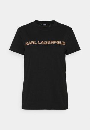 KANDY KRUSH LOGO  - T-shirts print - black