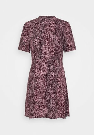 KONSTANTINE UPDATE MINI - Day dress - pink pattern