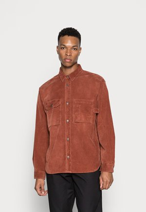 S-BUN - Shirt - rust