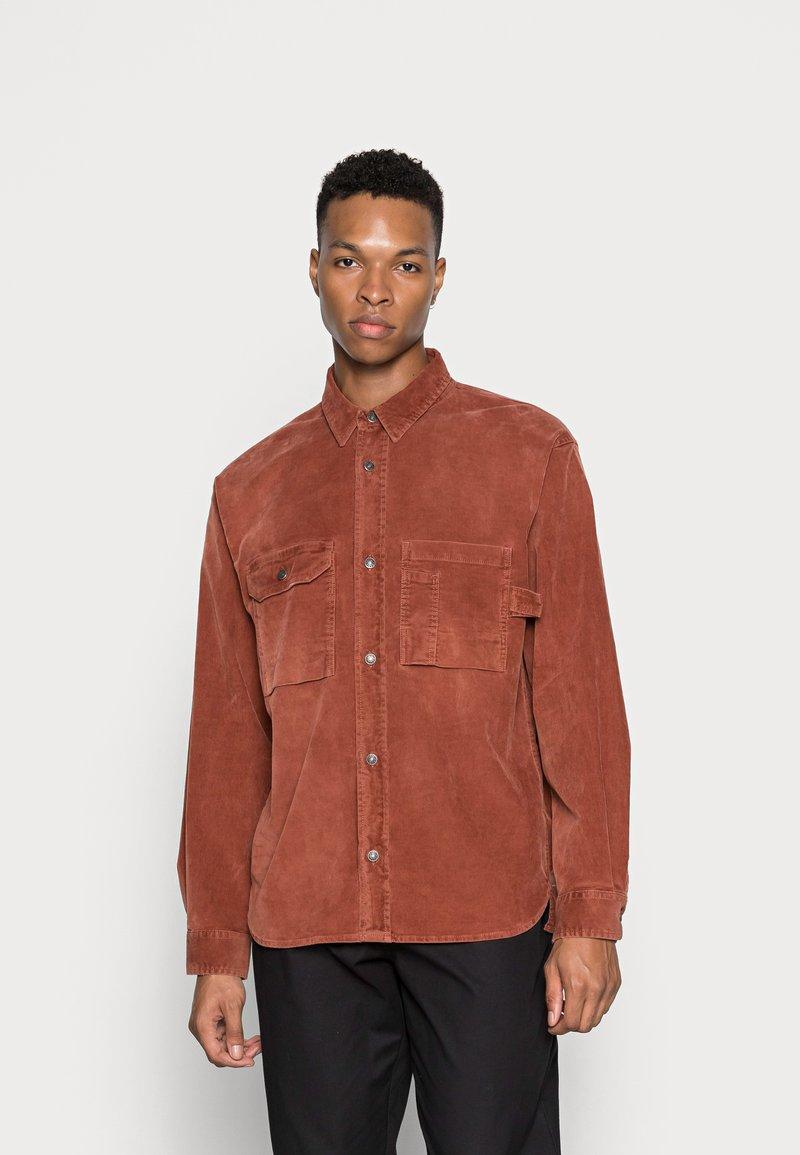 Diesel - S-BUN - Shirt - rust