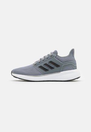 EQ19 RUN - Neutrální běžecké boty - grey/carbon/iron metallic