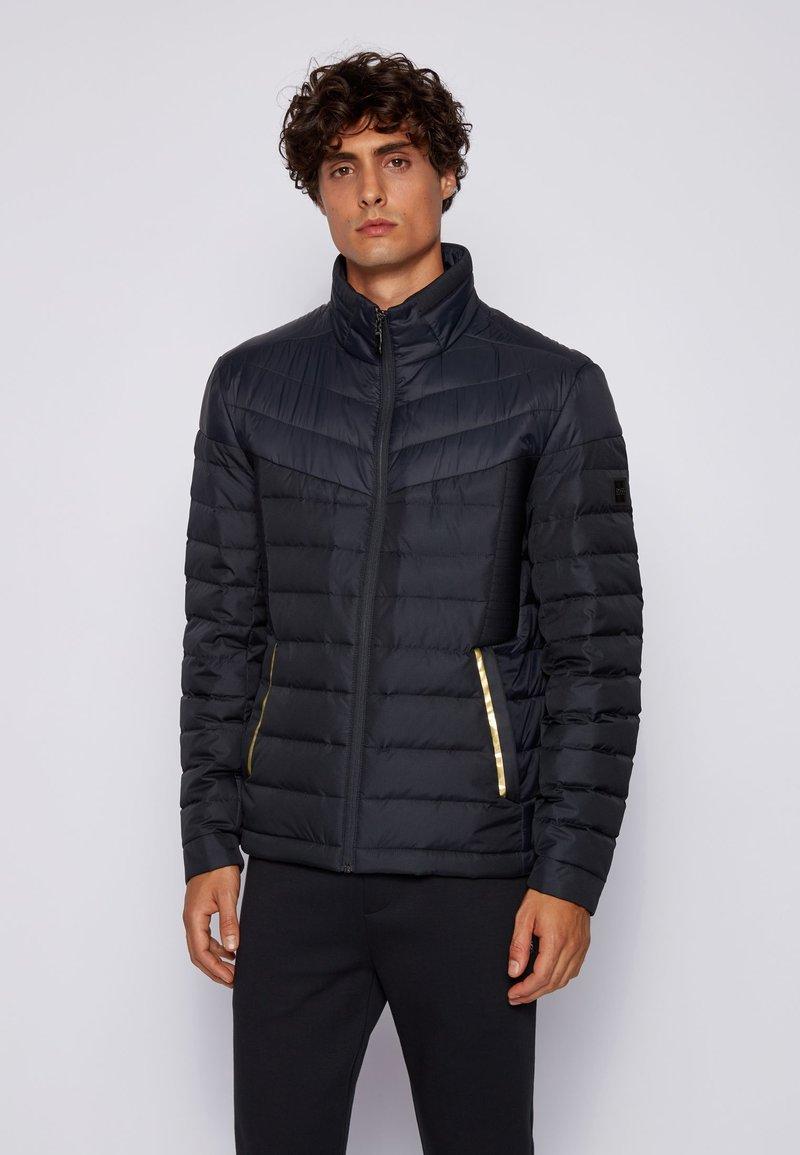 BOSS - Down jacket - dark blue