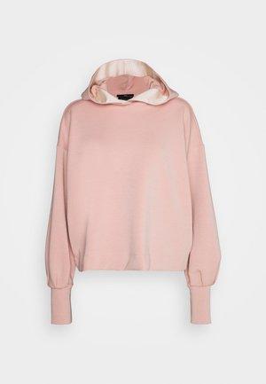 SEASONAL FIT HOODIE - Sweatshirt - dusty rose