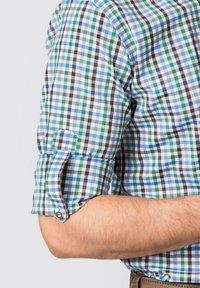 Stockerpoint - PORTOS - Shirt - green/light grey - 5