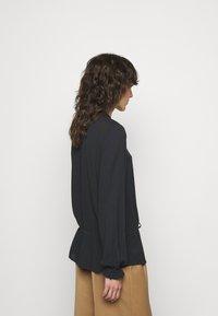 Bruuns Bazaar - NORI VENETO - Long sleeved top - dark navy - 2