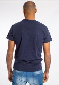 U.S. Polo Assn. - T-shirt - bas - dark sapphire - 1