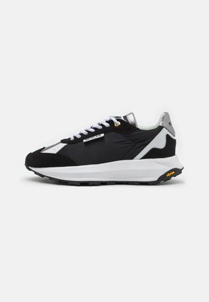 RACER MEN & WOMEN UNISEX - Sneakers laag - black
