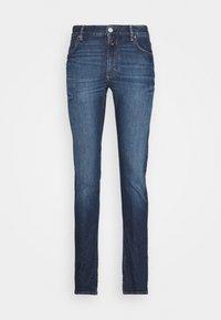 UNITY SLIM - Slim fit jeans - mid blue