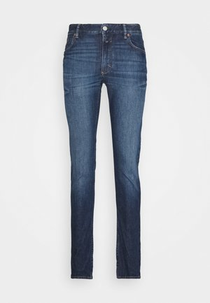 UNITY SLIM - Slim fit jeans - mid blue