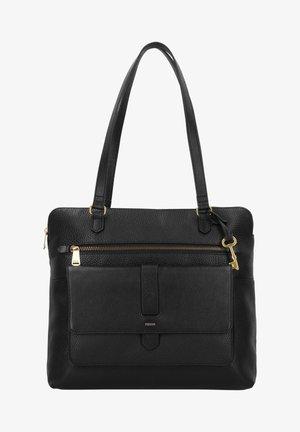 KINLEY - Tote bag - black