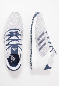 adidas Golf - S2G - Golfové boty - footwear white/tech indigo/grey three - 1