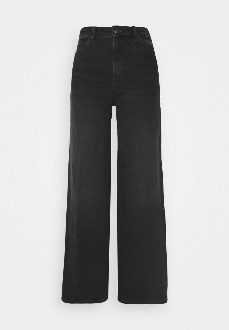 Lee A LINE - Flared Jeans - dark garner/stone-blue denim SHfVrc