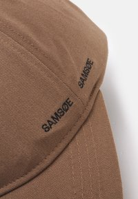 Samsøe Samsøe - ARIBO UNISEX - Caps - camel - 3