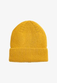 Next - RIB - Beanie - yellow - 0