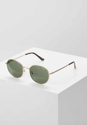 MOD STAR - Sunglasses - gold-coloured/black