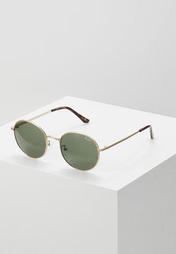 MOD STAR - Sunglasses - gold-coloured/black