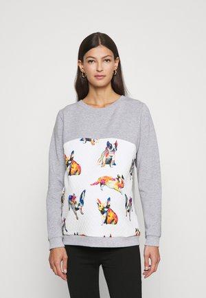 SANTA MONICA NURSING - Sweater - french bulldog