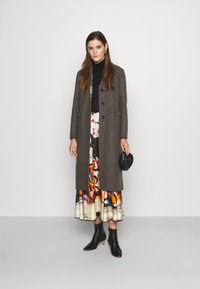 WEEKEND MaxMara - CANALE - Classic coat - dark brown - 1