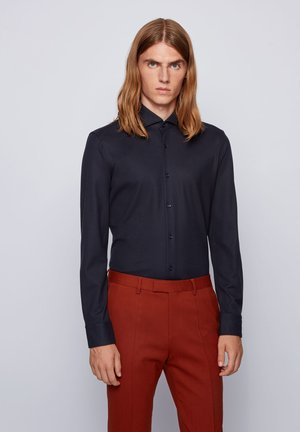 JASON - Formal shirt - dark blue