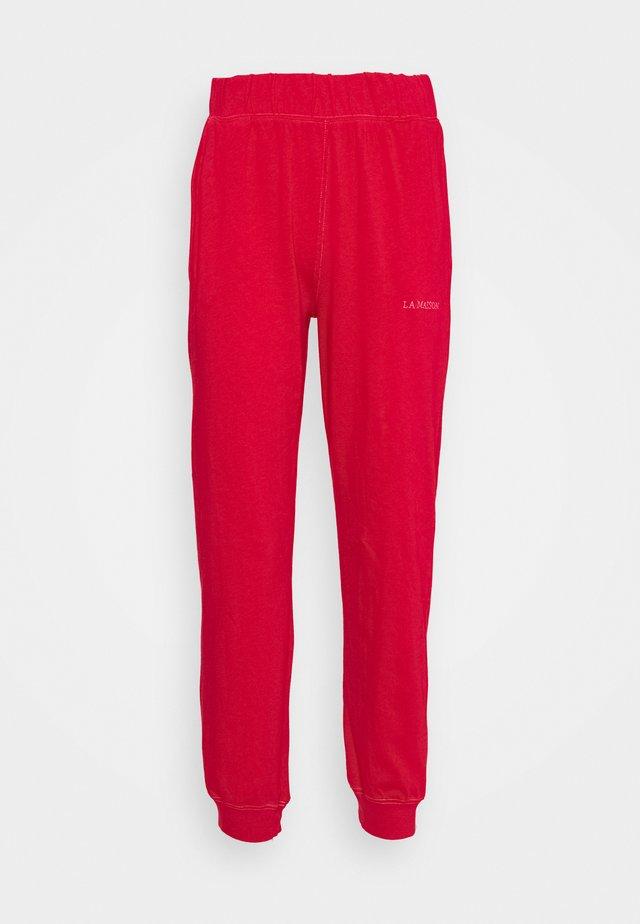 ZERITOWN - Teplákové kalhoty - volcan vintage