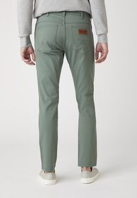 Wrangler - Jeans slim fit - wreath green - 2