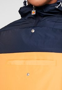 Ellesse - MONTE LEONE - Windbreaker - navy/orange/red - 6