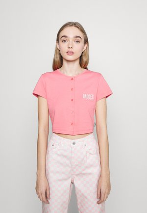 VERVE TEE - Print T-shirt - pink
