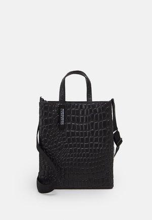 PAPERBAG - Handtasche - black