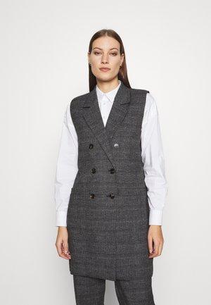 MARNY WAISTCOAT - Waistcoat - grey