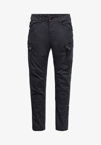 ROXIC STRAIGHT TAPERED  - Cargo trousers - mazarine blue gd