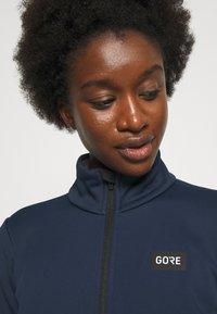 Gore Wear - TEMPEST JACKET WOMENS - Veste coupe-vent - orbit blue - 3
